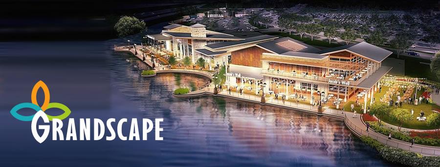Buffett Backed Grandscape Starts Its New 45m Boardwalk Restaurant District