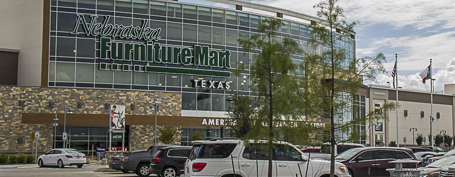 The Colony EDC Hosts Private Tour Of Nebraska Furniture Mart
